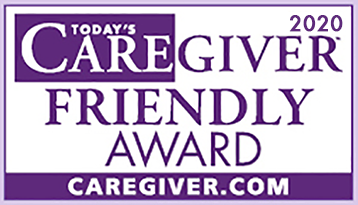 2020 caregiver friendly award
